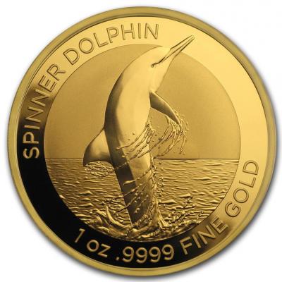 100 $ Spinner Dolphin 2020