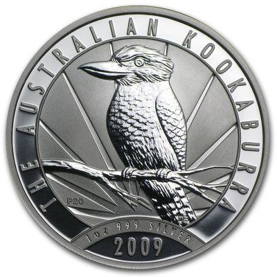 Kookaburra 1 oz Ag 2009