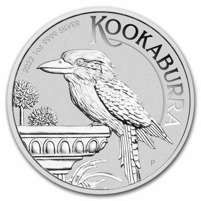 Kookaburra 1 oz 2022