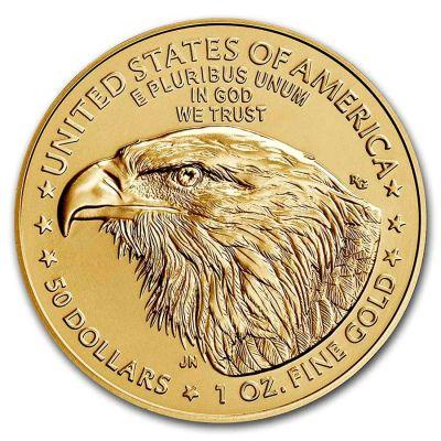 American Eagle 1 Unze Typ 2 Au