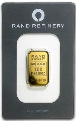 Goldbarren 10 Gramm Rand Refinery