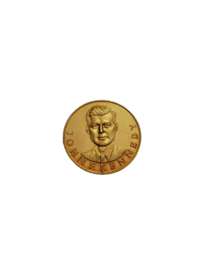 John F. Kennedy Welcome to Germany Medaille 1963
